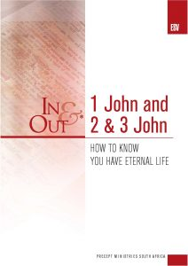 Image of cover for 1 John and 2&3 John ESV In & Out - How to Know You Have Eternal Life