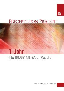 Image of cover for 1 John ESV PUP - How to Know You Have Eternal Life
