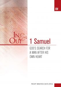 Image of cover for 1 Samuel ESV In & Out - God's Search for a Man after His Own Heart (COMING SOON)