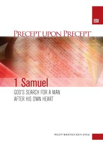 Image of cover for 1 Samuel ESV PUP - God's Search for a Man After His Own Heart