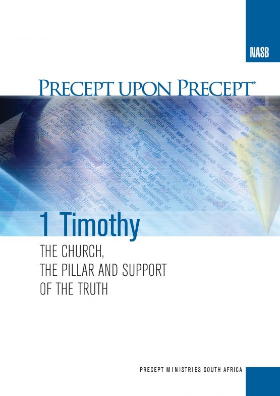 Image of cover for 1 Timothy PUP - The Church, The Pillar and Support of the Truth