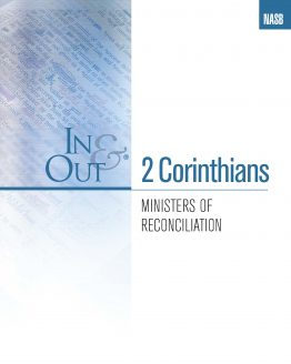 Image of cover for 2 Corinthians In & Out - Ministers of Reconciliation