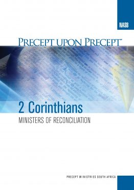 Image of cover for 2 Corinthians PUP - Ministers of Reconciliation