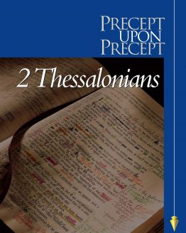 Image of cover for 2 Thessalonians PUP - So You Won't Be Deceived About His Coming