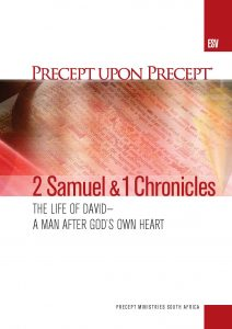 Image of cover for 2 Samuel & 1 Chronicles ESV PUP - The Life of David - A Man After God's Own Heart