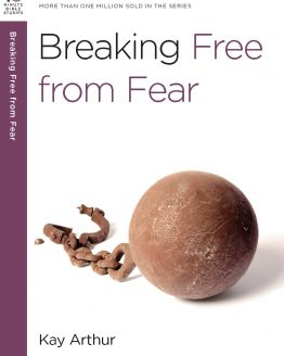 Image of cover for Breaking Free from Fear