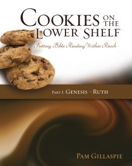 Image of cover Cookies on the Lower Shelf Part 1 (Genesis - Ruth)