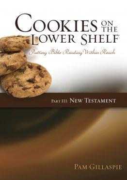 Image of Cookies on the Lower Shelf Part 3 (Matthew - Revelation)