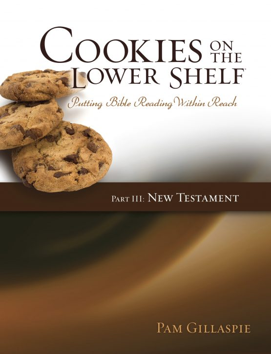 Image of Cookies on the Lower Shelf Part 3 (Matthew - Revelation)