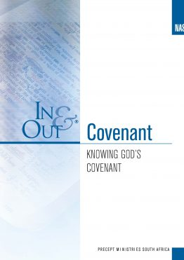 Image of cover for Covenant In & Out - Knowing God's Covenant