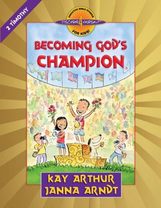 Image of cover for Becoming God's Champion (2 Timothy) - Student Workbook
