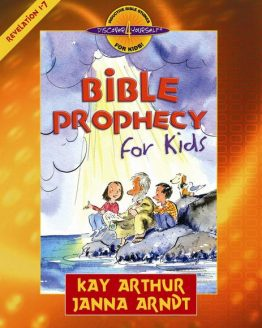 Image of cover for Bible Prophecy for Kids (Revelation 1-7) - Student Workbook