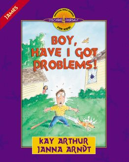 Image of cover for Boy, Have I Got Problems ! (James) - Student Workbook