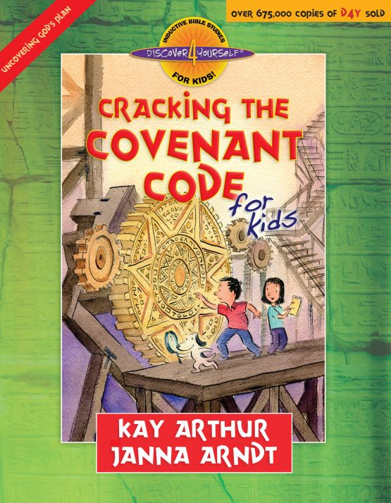 Image of cover for Cracking the Covenant Code: Uncovering God's Plan - Student Workbook