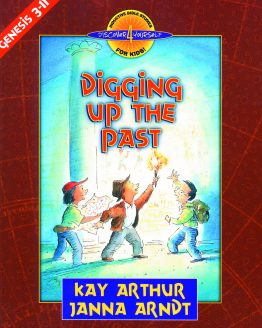 Image of cover for Digging Up the Past (Genesis 3-11) - Student Workbook