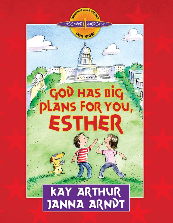 Image of cover for God Has Big Plans for You, Esther - Student Workbook