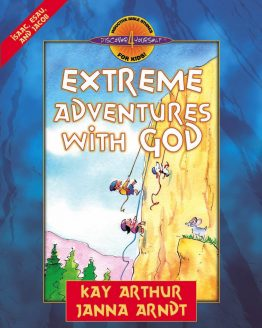 Image of cover for Extreme Adventures with God (Genesis 24-36) - Student Workbook