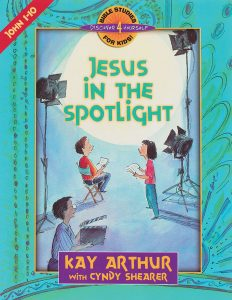 Image of cover for Jesus in the Spotlight (John 1-10) - Student Workbook
