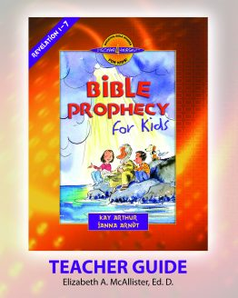 Image of cover for Bible Prophecy for Kids (Revelation 1 -7) - Teacher Guide