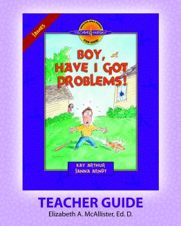 Image of cover for Boy, Have I Got Problems! (James) - Teacher Guide