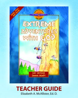 Image of cover for Extreme Adventures with God (Genesis 24 - 36) Isaac, Esau & Jacob - Teacher Guide