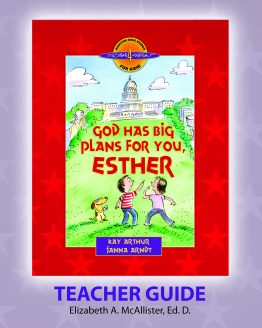 Image of cover for God Has Big Plans for You, Esther (Esther) - Teacher Guide