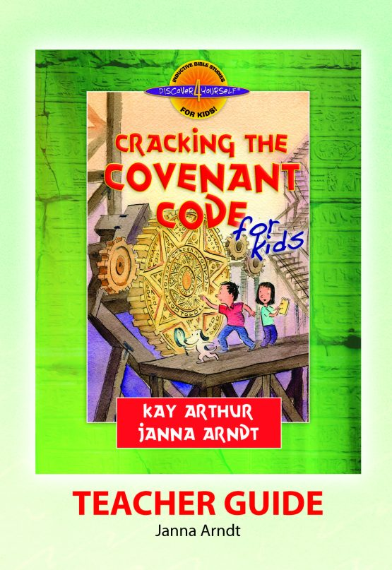 Image of cover for Cracking the Covenant Code (Uncovering God's Plan) - Teacher Guide