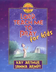 Image of cover for Lord, Teach Me to Pray for Kids - Student Workbook