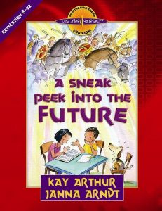 Image of cover for A Sneak Peek Into the Future (Revelation 8-22) - Student Workbook