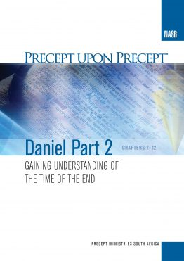 Image of cover for Daniel Part 2 PUP - Gaining Understanding of the Time of the End (Chapters 7-12)