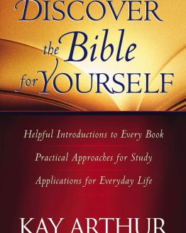 Image cover of Discover the Bible for Yourself