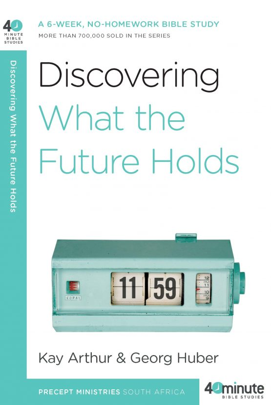 Image of cover for Discovering What the Future Holds
