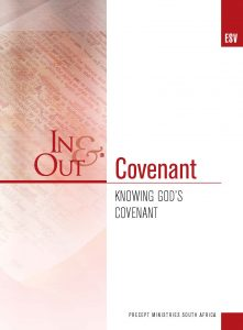Image of cover for Covenant ESV In & Out - Knowing God's Covenant