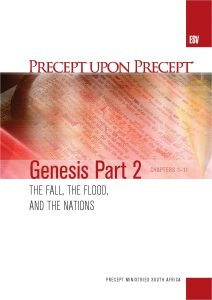 Image of cover for Genesis Part 2 ESV PUP - the Fall, the Flood, and the Nations (Chapters 3-11)