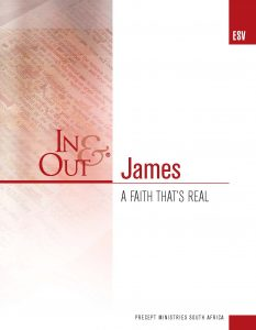 Image of cover for James ESV In & Out - A Faith That's Real