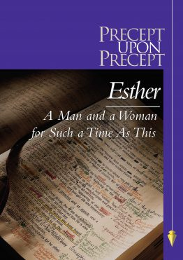 Image of cover for Esther PUP - A Man, A Woman for Such a Time as This