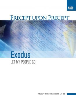 Image of cover for Exodus PUP - Let My People Go