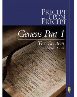 Image of cover for Genesis Part 1 PUP - The Creation (Chapters 1-2)