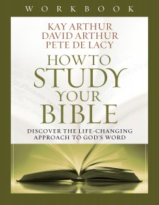 Image cover of How to Study Your Bible: Discover the life-changing approach to God's Word