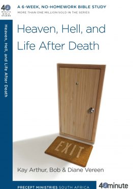 Image of cover for Heaven, Hell, and Life After Death