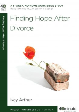 Image of cover for Finding Hope After Divorce
