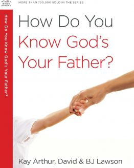 Image of cover for How Do You Know God's Your Father?