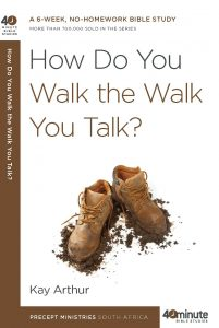 Image of cover for How Do You Walk the Walk You Talk?