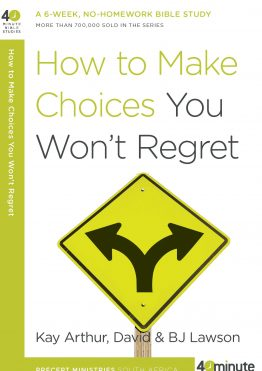 Image of cover for How to Make Choices You Wont Regret