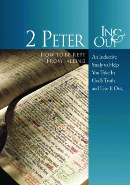 Image of cover for 2 Peter In & Out - How to Be Kept from Falling