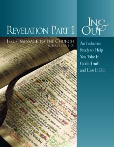 Image of cover for Revelation Part 1 In & Out - Jesus' Message to the Church (Chapters 1-3)