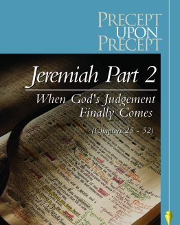 Image of cover for Jeremiah Part 2 PUP - When God's Judgement Finally Comes (Chapters 25-52)