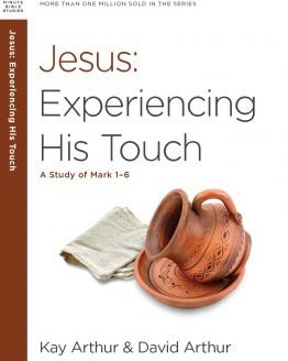 Image of the cover Jesus: Experiencing His Touch