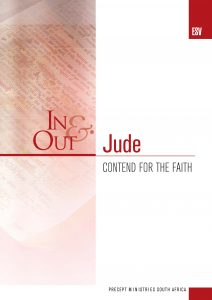 Image of cover for Jude ESV In & Out - Contend for the Faith