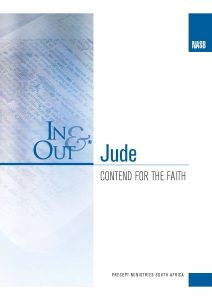 Image of cover for Jude In & Out - Contend for the Faith